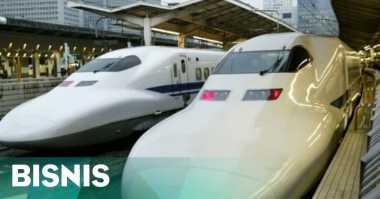 \Nilai Investasi Kereta Cepat Alami Penyusutan\