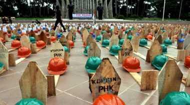 \Ditanya soal PHK, Anak Buah Jokowi: Mana Datanya? Enggak Semua Benar\
