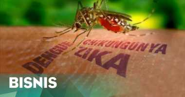 \Venezuela hingga Barbados Rugi Miliaran Dolar AS Akibat Virus Zika\