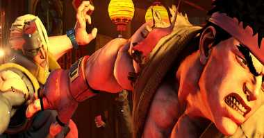 Capcom Hadirkan Trailer Mendebarkan Street Fighter 5