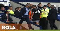 Mourinho Latih United, De Gea Bertahan di Old Trafford