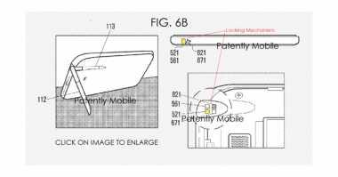 Samsung Patenkan S Pen Bisa Ditekuk untuk Note 6?