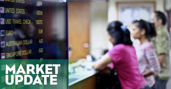 Rupiah Rp13.454, Menguat Tajam 1,15%