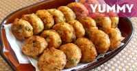 Resep Lauk Sarapan: Perkedel Rumput Laut