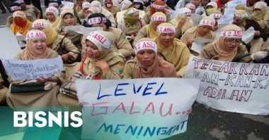 \Nasib Honorer Ada di Tangan Presiden Jokowi\