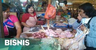 \Harga Daging Ayam Ukuran 1,1-1,3 Kg Naik Paling Tinggi\