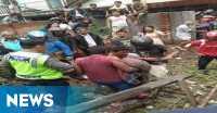 2 Orang Tewas dalam Jatuhnya Pesawat TNI di Malang