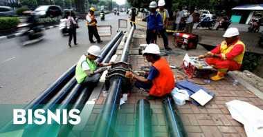 \Kini, Warga Bekasi Dapat Nikmati Gas Kota\