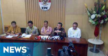 Terlibat Korupsi, KPK Akan Kawal Pengelolaan APBD