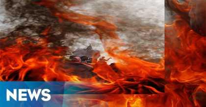 Kebakaran di Petamburan, 30 Mobil Damkar Diterjunkan