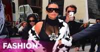 Seksinya Penampilan Kim Kardashian