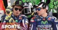 Sulit Melihat Rossi Bersama Lorenzo di Yamaha Pada 2017