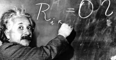 Teori Gelombang Gravitasi Einstein Akhirnya Terbukti