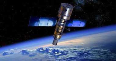 Satelit Mata-Mata AS Meluncur ke Angkasa