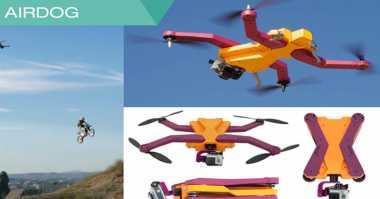 Drone Ini Ancam Eksistensi GoPro