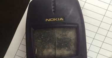 Satu Dekade Menghilang, Nokia 3350 Ditemukan Utuh