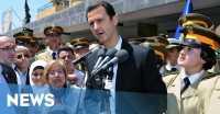 AS-Rusia Sepakati Gencatan Senjata, Presiden Suriah Ngeyel