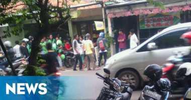 Driver Go-Jek Sempat Dibuntuti Pelaku Sebelum Ditembak
