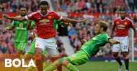Susunan Pemain Sunderland vs Manchester United