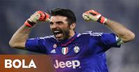 Buffon Sempat Takut Napoli Raih Kemenangan