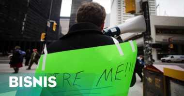\Pengangguran di Amerika Naik 9 Ribu Orang\