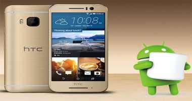 HTC Diam-Diam Rilis One S9 Seharga Rp7,4 Jutaan