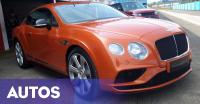 Bentley GT V8 S Resmi Mengaspal di Indonesia
