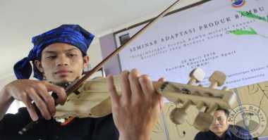 \Ada 420 Jenis Bambu di Indonesia Bernilai Ekonomi Tinggi\