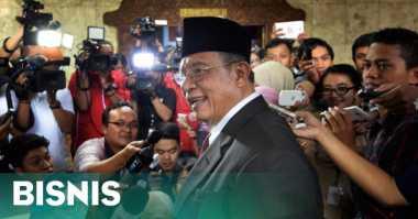 \Menko Darmin Kumpulkan Menteri BUMN hingga BPS Bicarakan Pangan\