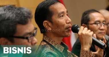 \Jokowi Tak Ingin Pasar Tradisional Kalah dari Mal\