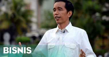 \HOT BISNIS: Lebaran Sebentar Lagi, Jokowi Rapatkan Barisan\