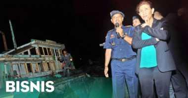 \Kapal Tangkapan Menteri Susi Diadili di Argentina\