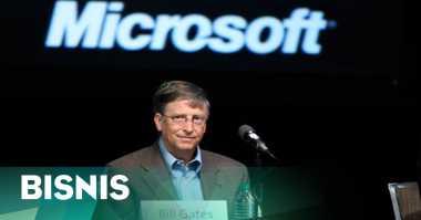 \HOT SHOT: Bill Gates, Orang Terkaya Dunia yang Tak Pelit\