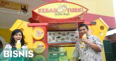 \INSPIRASI BISNIS: Jurus Kepepet Hendy Setiono Kembangkan Kebab Baba Rafi\