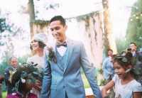 Rayakan Ultah Pernikahan, Andien Sebut Suaminya Malaikat