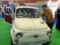 Classic Cars Perkaya Heritage Kota Gudeg