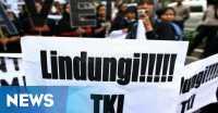 TKI Ilegal Asal Jatim di LN Capai 7.000 per Tahun