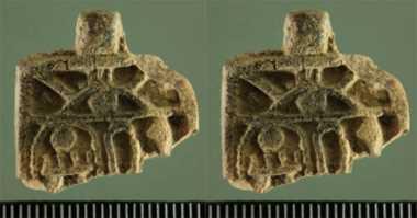 Gadis Israel Ini Temukan Jimat Kuno Berusia 3.200 Tahun