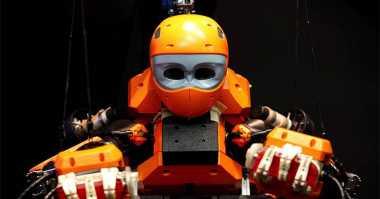 Robot Duyung Temukan Kapal Karam Raja Louis XI