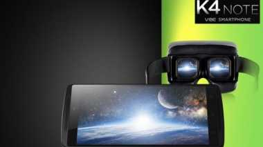 Lagi, Lenovo K4 Bundling dengan Headset ANT VR