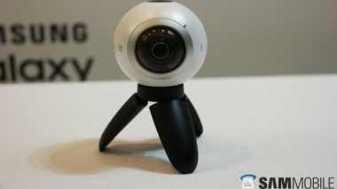 Samsung Gear 360 Resmi Dirilis Hari Ini