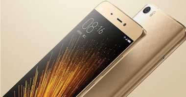 Techno of The Week: Kemunculan Xiaomi Mi 5 Gold Edition