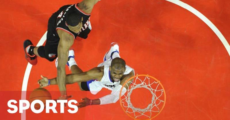 Kalahkan Clippers, Portland Tantang Warriors