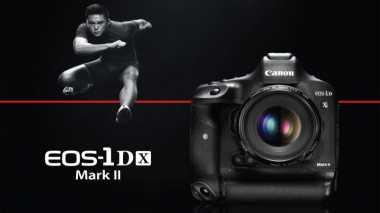 Kamera Canon 1D X Mark II Mampu Tangkap Gambar 16 Fps