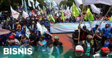\Upah Rata-Rata Buruh Malaysia 4 Kali Lipat dari Indonesia\