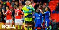 United Tunda Pesta Juara Leicester