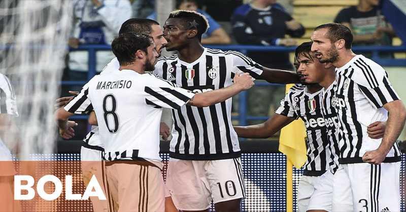 Allegri Bocorkan Susunan Pemain Juventus vs Carpi