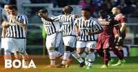 Juve Tampil Kompetitif di Serie A dan Liga Champions 2016-2017
