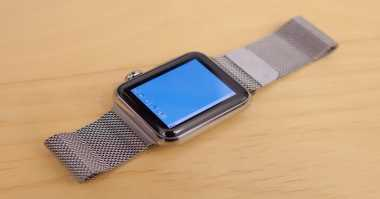 Apa Jadinya Apple Watch Dipasang Windows 95?
