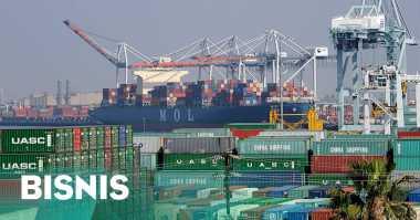 \Volume Bongkar Barang Pelabuhan Jayapura Naik 179%\